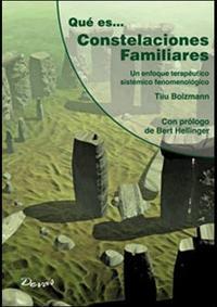 Libro QUE ES... CONSTELACIONES FAMILIARES