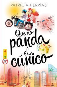 Libro QUE NO PANDA EL CUNICO