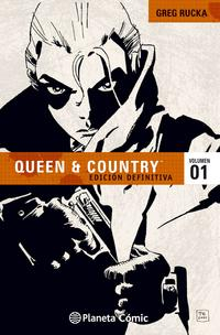 Libro QUEEN AND COUNTRY Nº 01