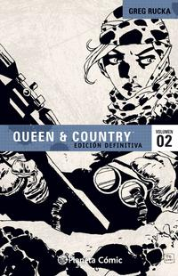 Libro QUEEN AND COUNTRY Nº 02