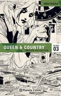 Libro QUEEN AND COUNTRY Nº 03/04
