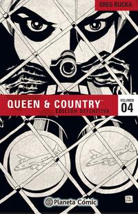 Libro QUEEN AND COUNTRY Nº 04/04