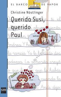 Libro QUERIDA SUSI, QUERIDO PAUL