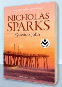 Libro QUERIDO JOHN