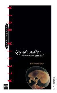 Libro QUERIDO NADIE