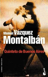 Libro QUINTETO DE BUENOS AIRES