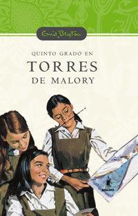 Libro QUINTO GRADO EN TORRES DE MALORY