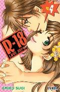 Libro R-18 LOVE REPORT Nº 4