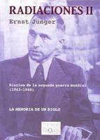 Libro RADIACIONES,T.II:DIARIOS DE LA SENGUDA GUERRA MUNDIALLA MEMORIA DE UN SIGLO