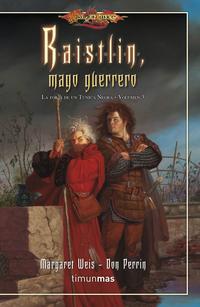 Libro RAISTLIN MAGO GUERRERO