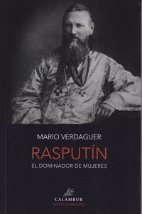 Libro RASPUTIN EL DOMINADOR DE MUJERES
