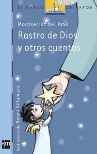 Libro RASTRO DE DIOS Y OTROS CUENTOS