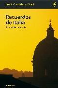 Libro RECUERDOS DE ITALIA