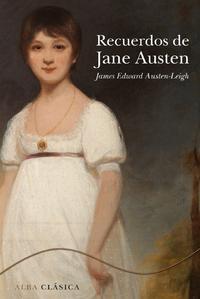 Libro RECUERDOS DE JANE AUSTEN