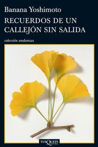 Libro RECUERDOS DE UN CALLEJON SIN SALIDA