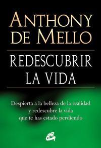 Libro REDESCUBRIR LA VIDA