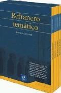 Libro REFRANERO TEMATICO