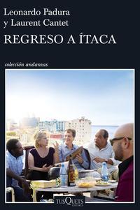 Libro REGRESO A ITACA