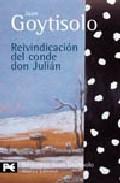 Libro REIVINDICACION DEL CONDE DON JULIAN