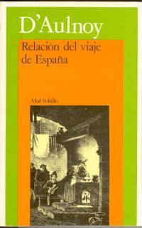 Libro RELACION DEL VIAJE POR ESPAÑA