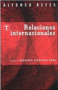 Libro RELACIONES INTERNACIONALES
