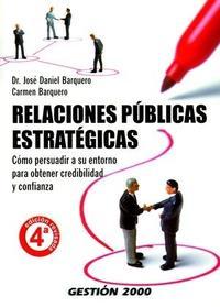 Libro RELACIONES PUBLICAS ESTRATEGICAS