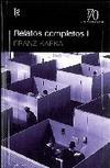 RELATOS COMPLETOS I