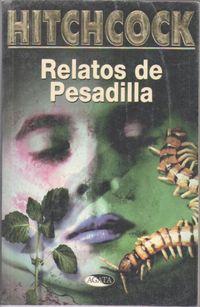 Libro RELATOS DE PESADILLAS