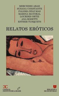 Libro RELATOS EROTICOS ESCRITOS POR MUJERES