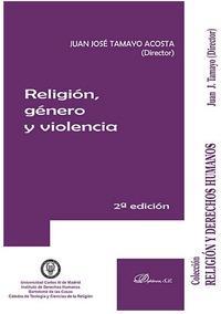 Libro RELIGION, GENERO Y VIOLENCIA
