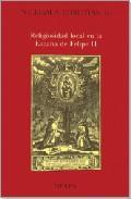 Libro RELIGIOSIDAD LOCAL EN LA ESPAÑA DE FELIPE II