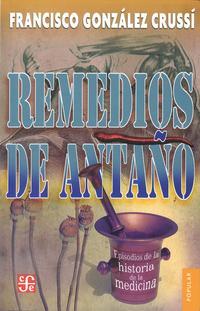 Libro REMEDIOS DE ANTAÑO