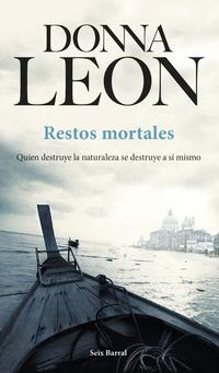 Libro RESTOS MORTALES