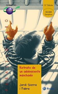 Libro RETRATO DE UN ADOLESCENTE MANCHADO