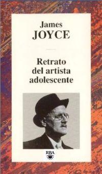Libro RETRATO DEL ARTISTA ADOLESCENTE