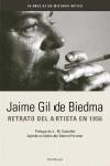 Libro RETRATO DEL ARTISTA EN 1956