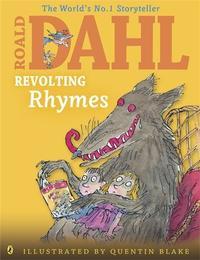 Libro REVOLTING RHYMES