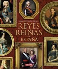 Libro REYES Y REINAS DE ESPAÑA