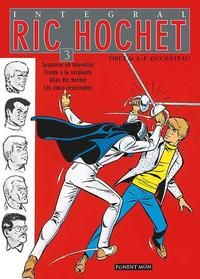 Libro RIC HOCHET INTEGRAL 3