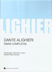 Libro RIMAS COMPLETAS