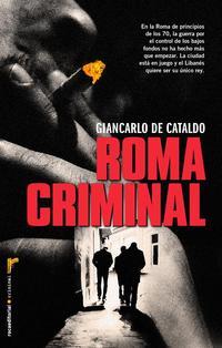 Libro ROMA CRIMINAL