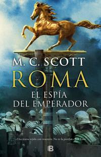 Libro ROMA: EL ESPIA DEL EMPERADOR