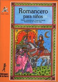 Libro ROMANCERO PARA NIÑOS
