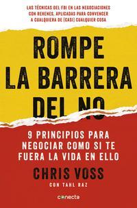 Libro ROMPE LA BARRERA DEL NO