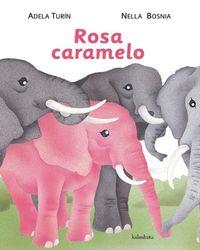Libro ROSA CARAMELO