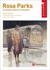 Libro ROSA PARKS, LA LUCHA CONTRA EL RACISMO