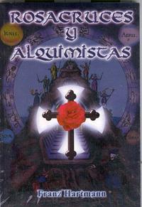 Libro ROSACRUCES Y ALQUIMISTAS