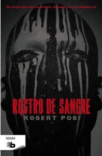 Libro ROSTRO DE SANGRE
