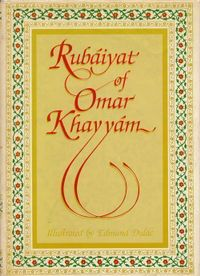 Libro RUBAIYAT