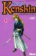 Libro RUROINI KENSHIN: EL GUERRERO SAMURAI Nº 11